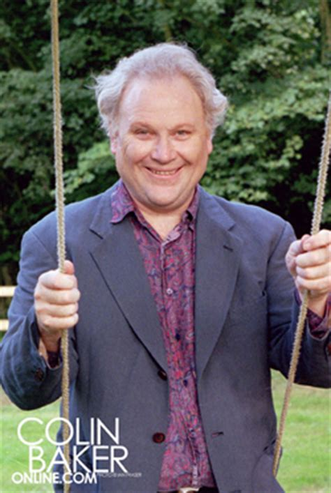 colin baker  biography