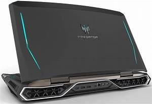 Acer39s Crazy Big Predator 21 X Laptop Wields A Curved