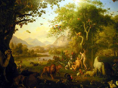 El Jardín Del Edén, Mito Y Necesidad