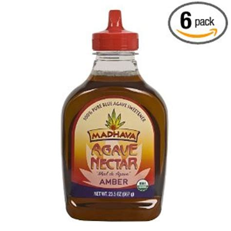 agave nectar substitute