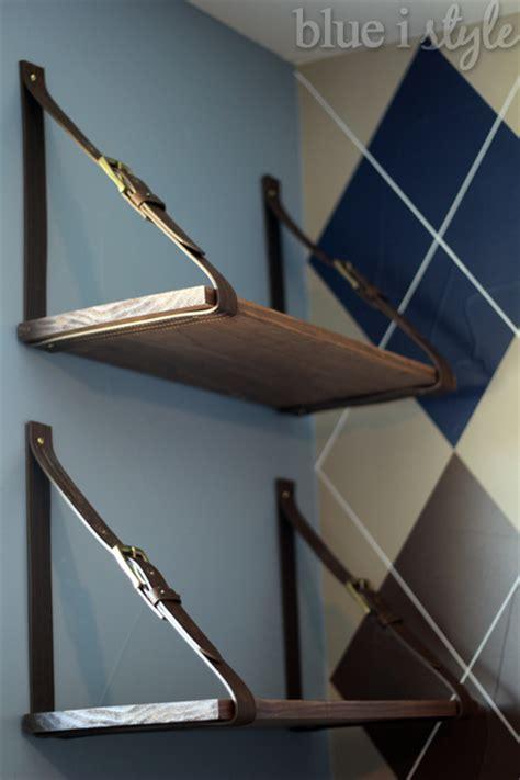 Kitchen Backsplashes Ideas - hometalk using mens 39 belts to create cool hanging shelves