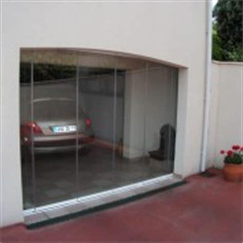 un rideau de verre en porte de garage socover le rideau de verre acristalia socover le