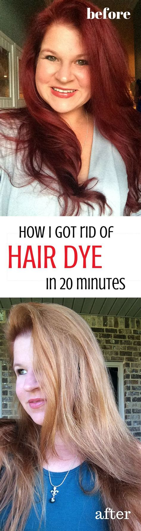 Does Oops Hair Color Remover Work Diy And Crafts Hair