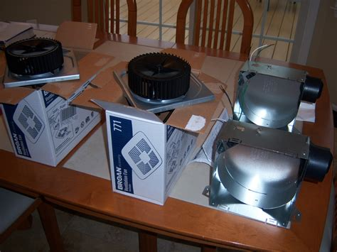 Thrift Install Bathroom Exhaust Fan Duct For Bathroom Vent