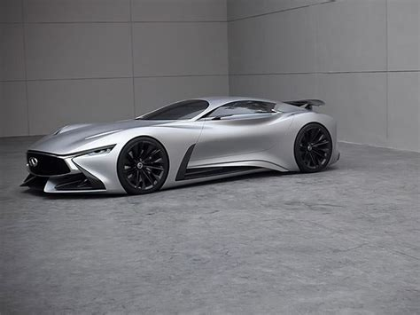 amazing super car infiniti s concept vision gt for the