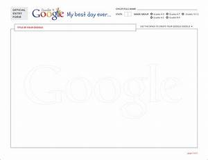 doodle for google template bing images With doodle for google template