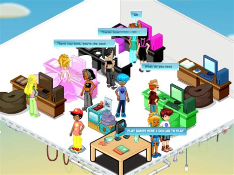 Virtual World Games for Girls Tweens