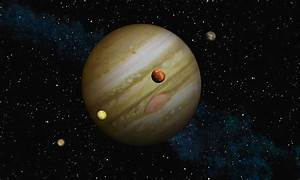 What Are the Four Largest Moons of Jupiter - Pics about space