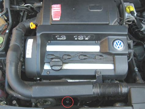 air changer de si鑒e filtre à huile sur golf iv moteur volkswagen mécanique électronique forum technique