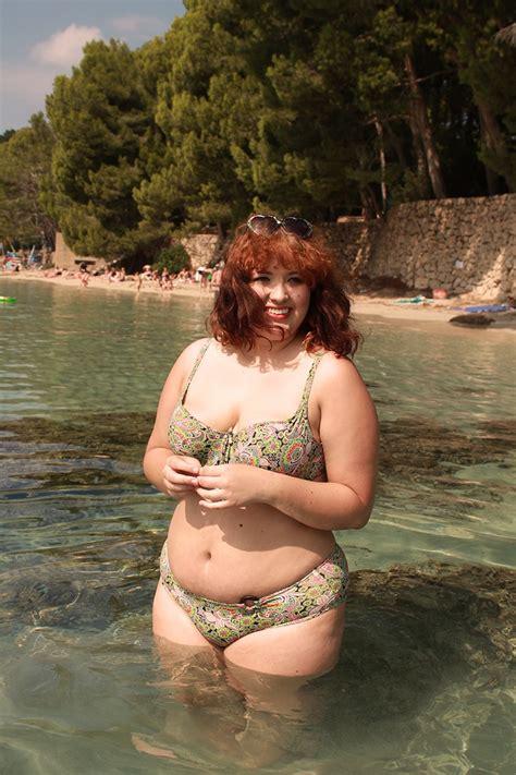 una lady como tú swimsuit quot soy una gordita que se puso bikini en la playa esto pas 243