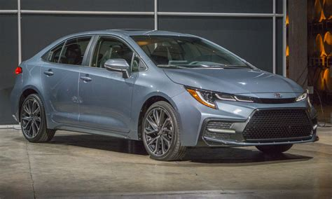 2020 Toyota Corolla First Look  Our Auto Expert