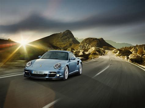 Porsche 911 Turbo Car Wallpapers