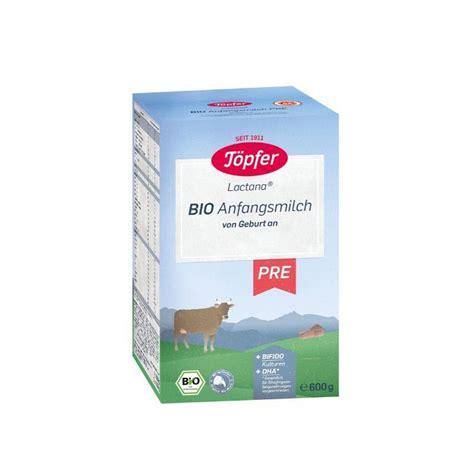 TOPFER Bio Pre, 600 g, Pret: 47.9 lei - Farmacia la pret mic
