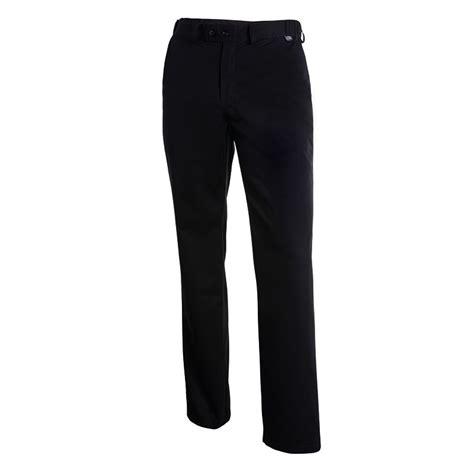 pantalon cuisine noir pantalon de cuisine molinel