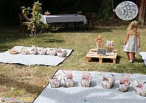 Idée Repas Pique Nic : des id es pour un anniversaire pique nique en famille ~ Melissatoandfro.com Idées de Décoration