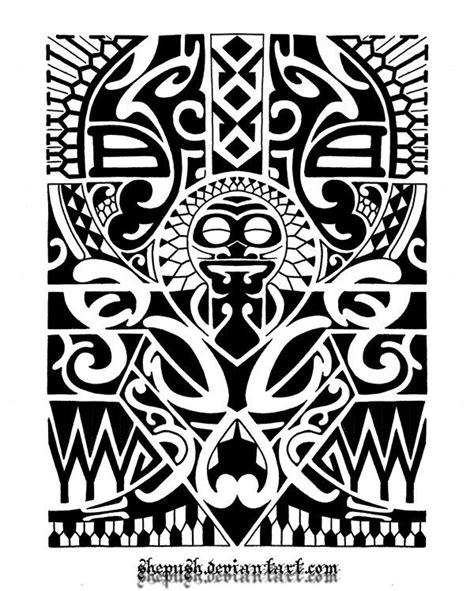 black maori wave copiable template pin by tran rin on h 236 nh xăm pinterest