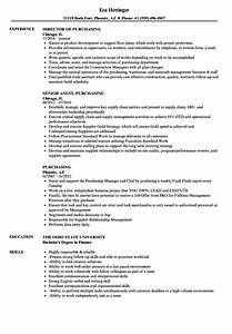 Coordinator Resume Examples Purchasing Resume Samples Velvet Jobs
