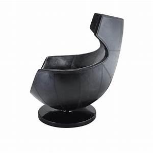 maison du monde fauteuil cuir 12 fauteuils fauteuil de With fauteuil salon cuir noir