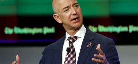Jeff Bezos, Founder Of Amazon, Was The Worlds Richest Man ...