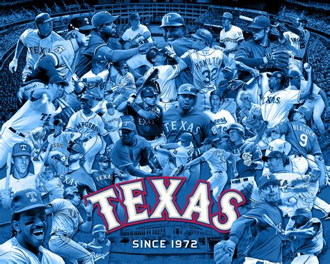 Texas Rangers Computer Wallpaper