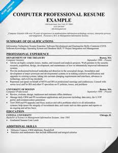 resume for computer engineering resume skills exles