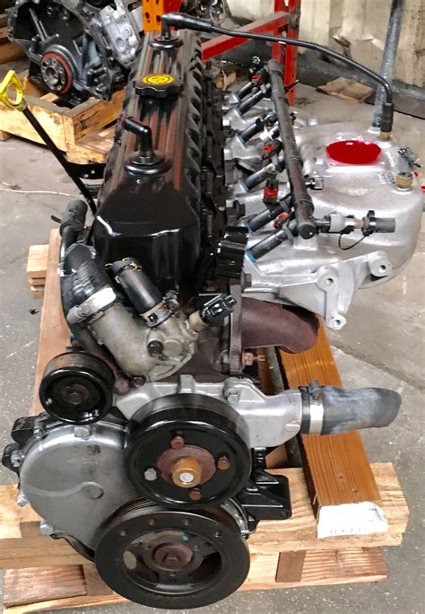 Jeep Grand Cherokee Wrangler Engine