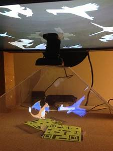 fan creates awesome holographic pokemon projections