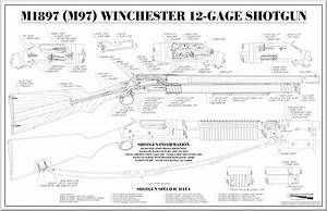 Nicolaus Associates Latest Deals And Products  M1897  M97  Winchester Repeating Arms Shotgun Poster
