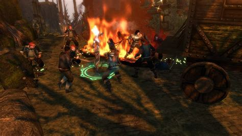 dungeon siege iii review gamingexcellence