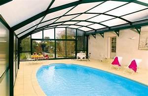 Poolüberdachung Ohne Schienen : pool berdachung poolhalle desjoyaux pools ~ Markanthonyermac.com Haus und Dekorationen