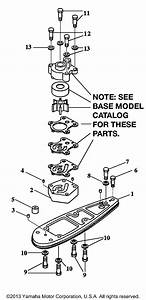 Yamaha Outboard Water Pump Diagram