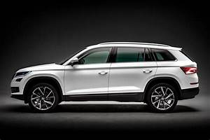 New Skoda Kodiaq SUV - official pictures Auto Express