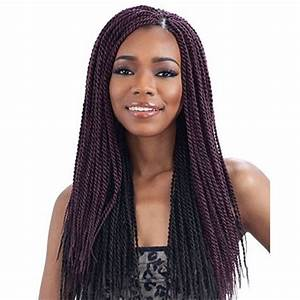 FreeTress Braids – Senegalese Twist Small | Braided Weave ...