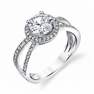 3 carat total sterling silver bridal cz engagement wedding for Sterling silver cubic zirconia wedding rings