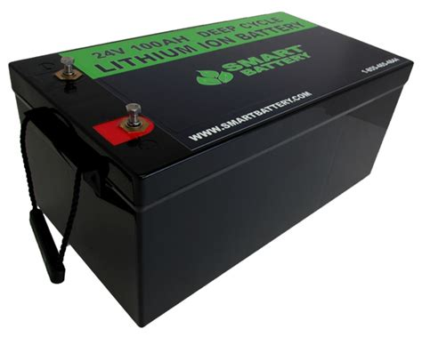 24 volt batterie 24v 100ah lithium ion battery