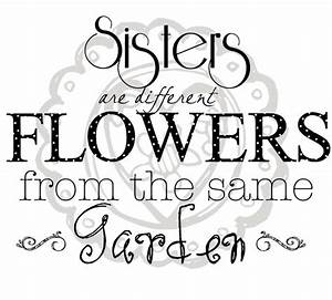 Cute Sentimenta... Cute Sister Bday Quotes