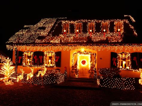 christmas house wallpapers crazy frankenstein