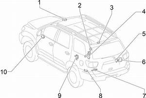 2004 Toyota Sequoia Fuse Box Diagram