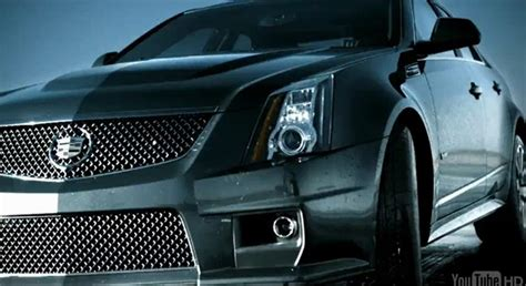 Cadillac Commercials by Cadillac News New Cadillac Commercials Headlined