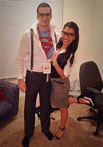 Couples Costume. Superman and Lois Lane :) | Holidays ...