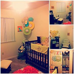Lion King Baby Nursery