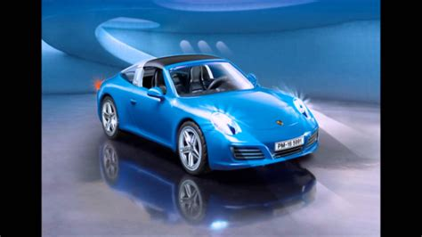 porsche playmobil playmobil porsche 911 targa 4s 2017 youtube