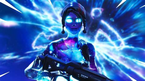 female galaxy skin    fortnite