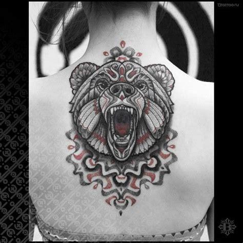 mandala animal tattoos  merge nature   soul