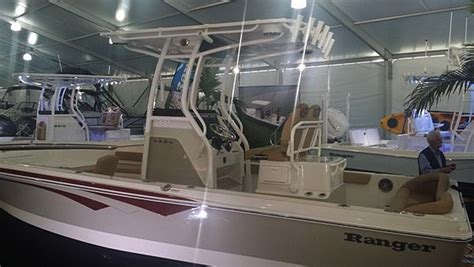 Florida Sportsman Boat Show Fort Myers by Ranger Boats To Showcase New 2350 Bay Ranger At Bonita