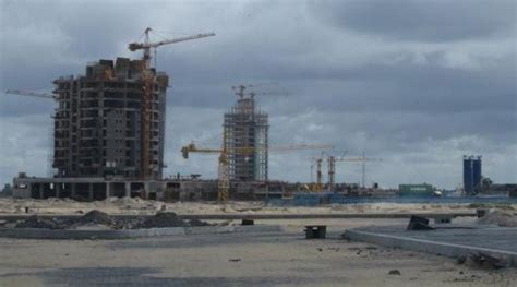 When It's Done This Is What Eko Atlantic Will Look Like Too Sweet