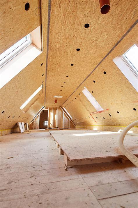 Holzkonstruktion Mit Einblasdaemmung by Holzkonstruktion Mit Einblasd 228 Mmung D 228 Mmstoffe News