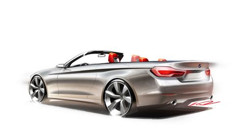 2014 Bmw 4 Series Convertible by Here S The New 2014 Bmw 4 Series Convertible 5series Net