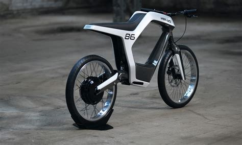 Motoras Electric by Novus Electric Motorbike Cool Material