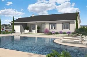 Maison Plain Pied En L : maison individuelle de plain pied quels avantages ~ Melissatoandfro.com Idées de Décoration